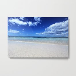 Take me to Paradise Metal Print