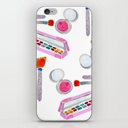 Makeup are a girl's best friend iPhone Skin