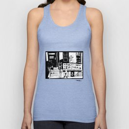 Hong Kong 2 Unisex Tank Top