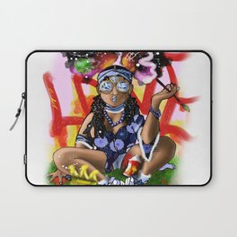 LOVE YOURS #1 Laptop Sleeve