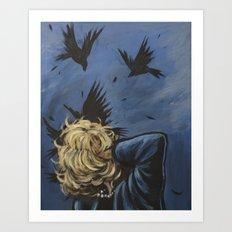 The Birds, 1963 Art Print