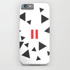 Opposite III Pause iPhone 6s Slim Case