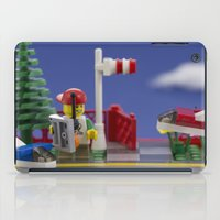 airplanes iPad Cases featuring Airplanes by Pedro Nogueira