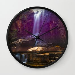 Berkeley Waterfall Wall Clock