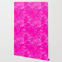 Texture #26 in Hot Pink Wallpaper
