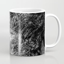 down the forest path Coffee Mug