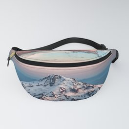 Mountain Sunset - Nature Photography Fanny Pack