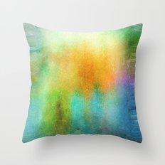 Nebula #3 Throw Pillow