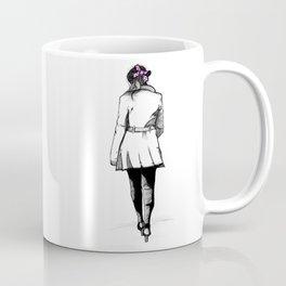 Pets ( and girl and her Beetle ) Coffee Mug