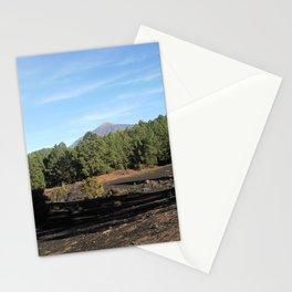 el Teide - Tenerifa Stationery Cards