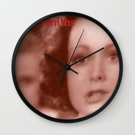 The Smiths: And I Was Bored Before I Even Began Wall Clock