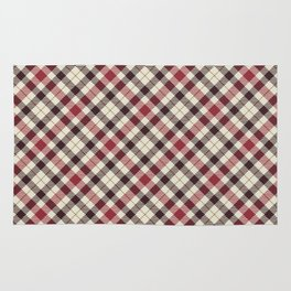 Holiday Plaid 23 Rug