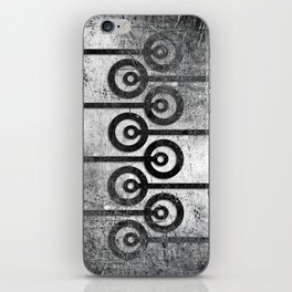Order in Abstract II iPhone Skin