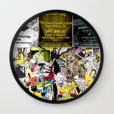 Cosmic Charlie Wall Clock