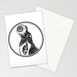 Muninn (Raven of Memory) Stationery Cards