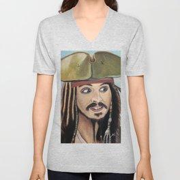 Pirata Unisex V-Neck