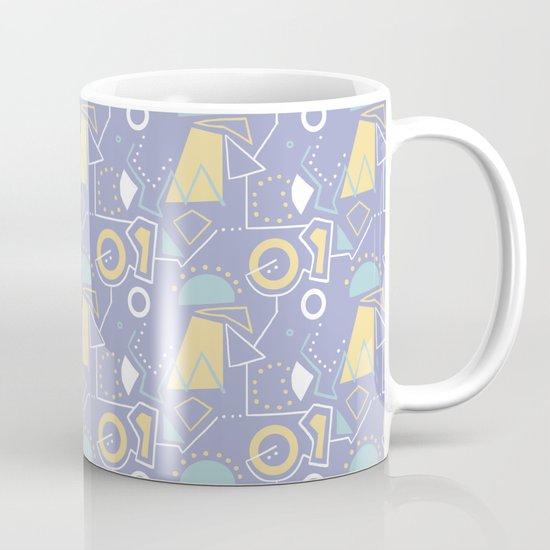 GrazeMaze Blu Mug