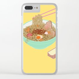 Ramen! Clear iPhone Case