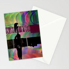 crucial test v8 Stationery Cards