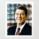 The Great President Ronald Reagan by politics
