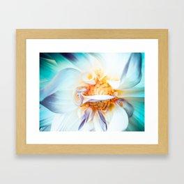 Tungsten Framed Art Print