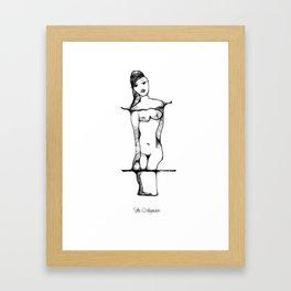 The Magician Framed Art Print