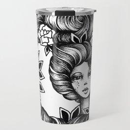 Ink Girl Design - 14.05.17 03 Travel Mug