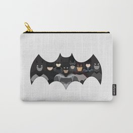 Who is the Bat? Carry-All Pouch