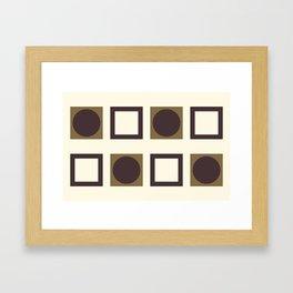 Plus two Framed Art Print