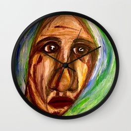 Justify Me. Wall Clock