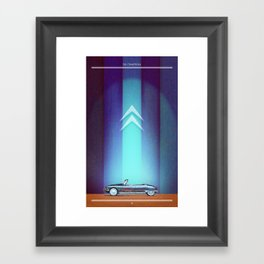 DS Chapron Framed Art Print
