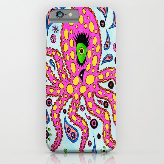 Octopaisley iPhone & iPod Case