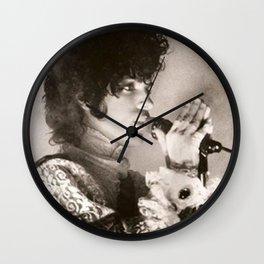 PRINCE - PURPLE RAIN 1983 Wall Clock