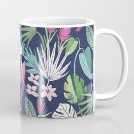 Night Rainforest Coffee Mug