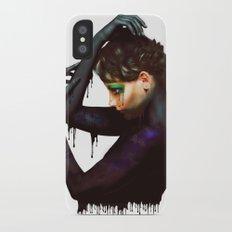 The Girl 2 iPhone X Slim Case