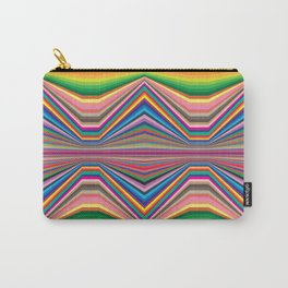Colorful optic work Carry-All Pouch