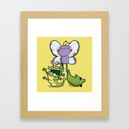 Pokémon - Number 10, 11 & 12 Framed Art Print