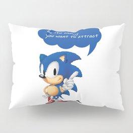 Sonic Energy Art Pillow Sham