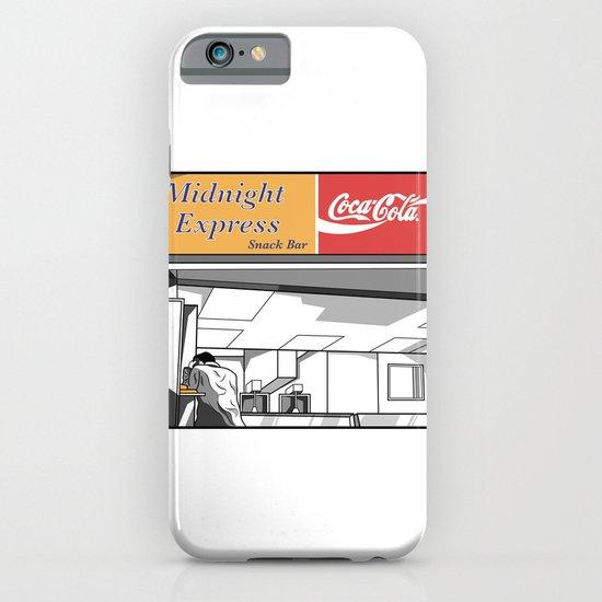 Midnight Express iPhone & iPod Case