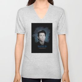 Bad Boy JD Unisex V-Neck