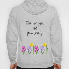 Grow Beauty Hoody