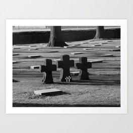 Belgian Memorial Art Print
