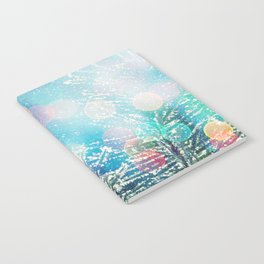 Happy Holidays Notebook