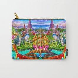 koh phangan zagi art view Carry-All Pouch