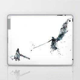 Final Fantasy Watercolor Laptop & iPad Skin