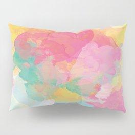 RAINBOW SPLATTER LAYERS Pillow Sham
