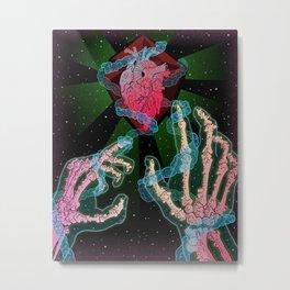 Cosmic Necromancer Metal Print