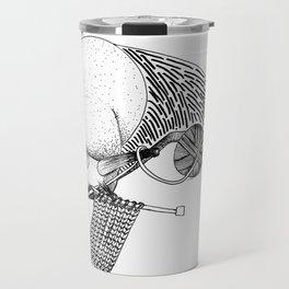 Crafty Slug Travel Mug