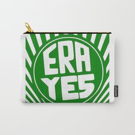 ERA YES (Starbucks Form) Carry-All Pouch