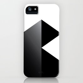 Triangle 3 iPhone Case